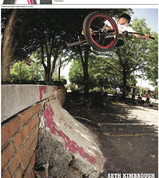 Freedom BMX – July 2010