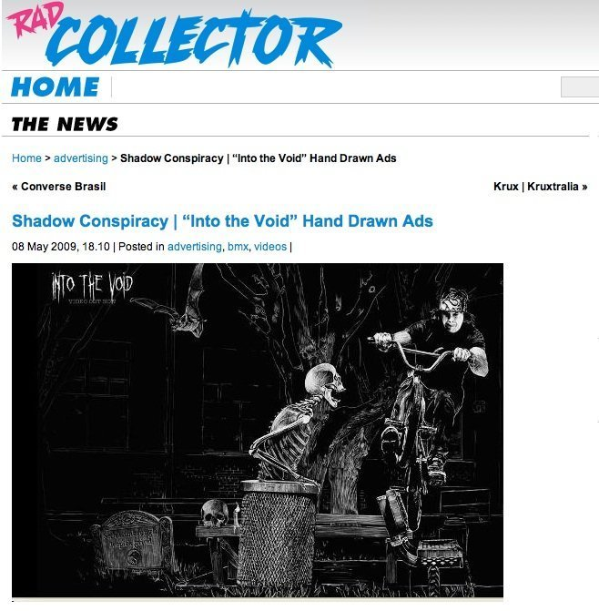 Rad Collector – May 2009
