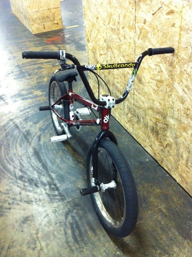 Drew Bezanson Bike Check The Shadow Conspiracy