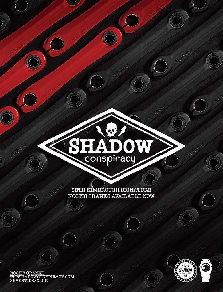 Shadow Noctis Cranks