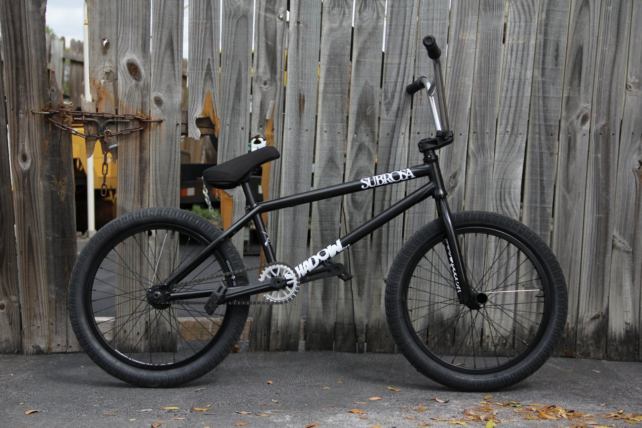 Ryan Chadwick Bike Check The Shadow Conspiracy