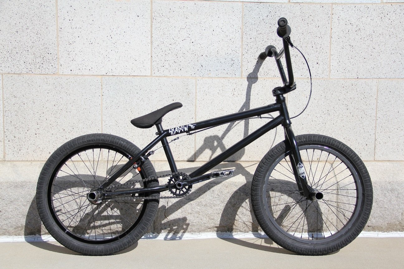Johnny Devlin Bike Check | The Shadow Conspiracy