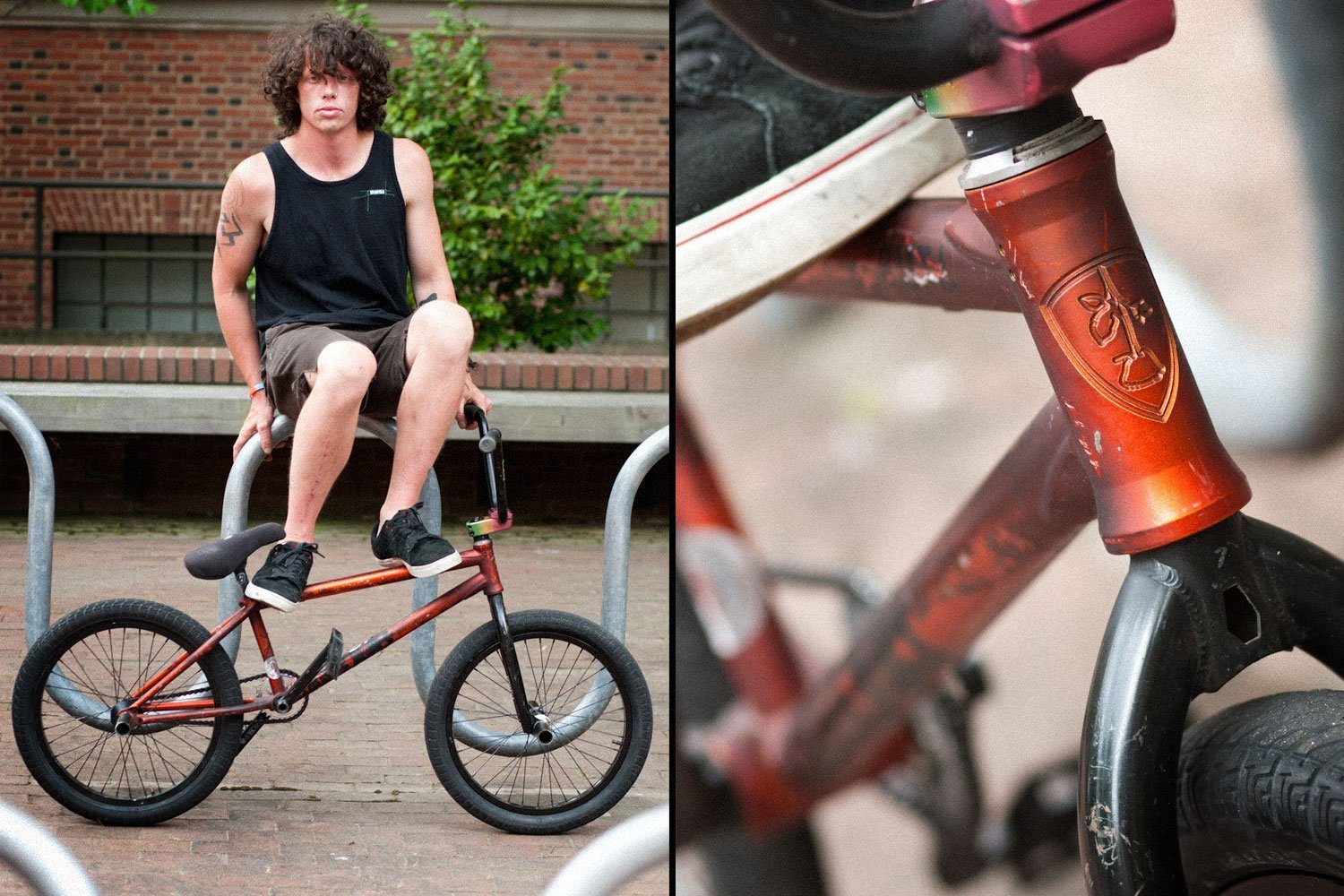 Scott Ditchburn Bike Check The Shadow Conspiracy