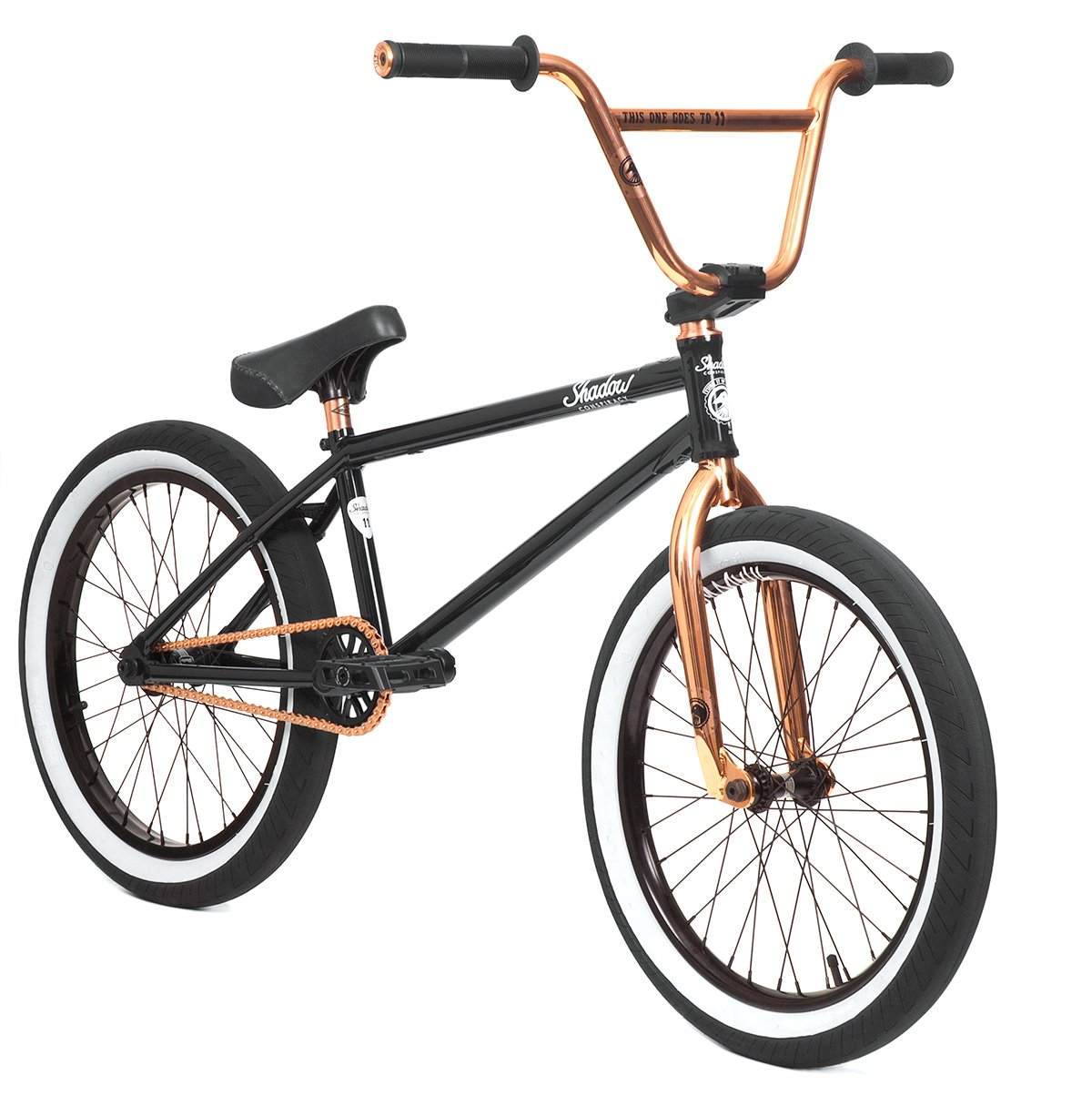 SHADOW X SUBROSA TURN IT TO 11 BIKE - The Shadow Conspiracy