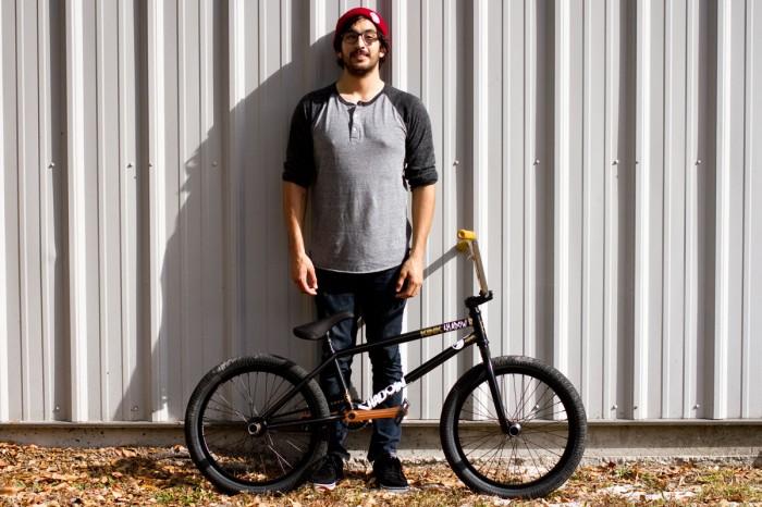 Albert Mercado Bike Check