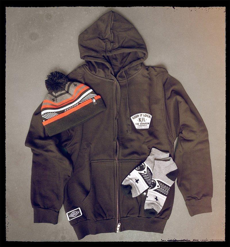 Keep Your Bones Warm Winter Kit