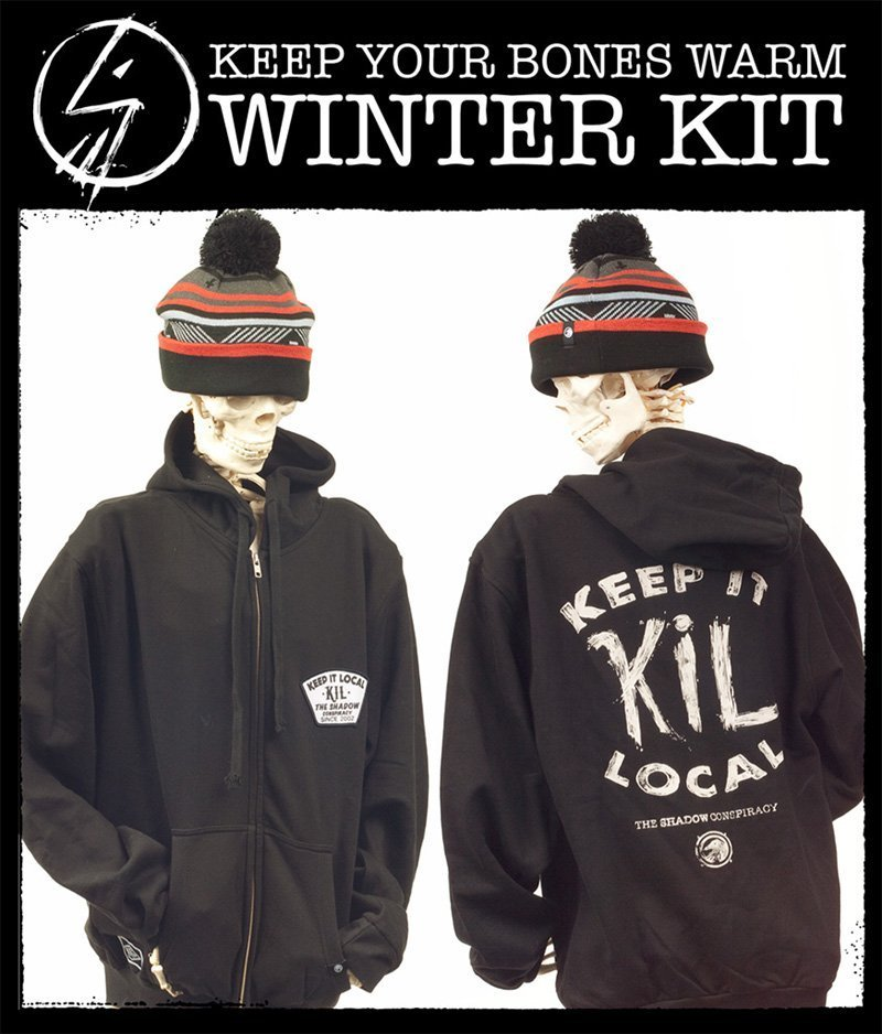 Keep Your Bones Warm Winter Kit