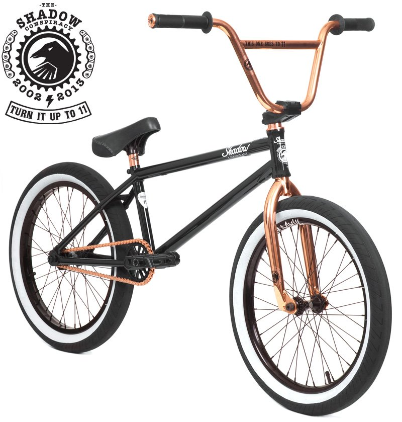 Shadow X Subrosa Turn It To 11 Bike
