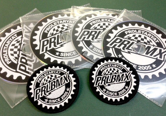 PLR BMX DVDs and Patches