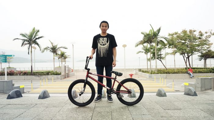 Chu Leung Bike Check