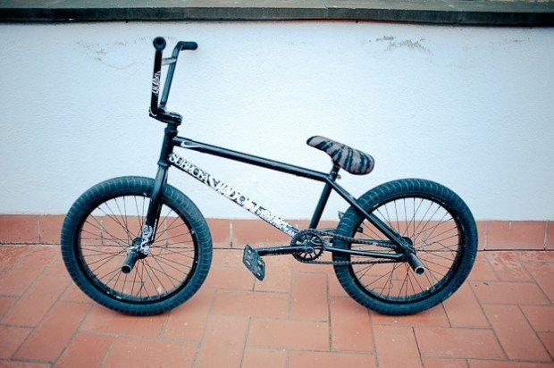 Simone Barraco DigBMX Bike Check
