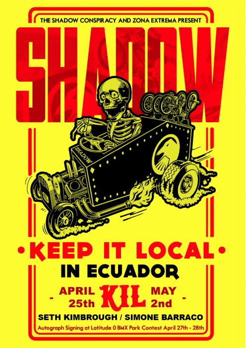 Shadow KIL Tour: Ecuador