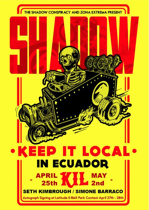 Shadow KIL Tour: Ecuador