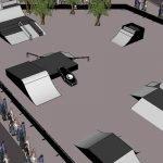 BMX Street Station Course