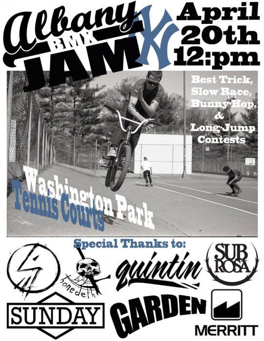 Albany BMX Jam