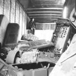Junkyard semi truck exploration.