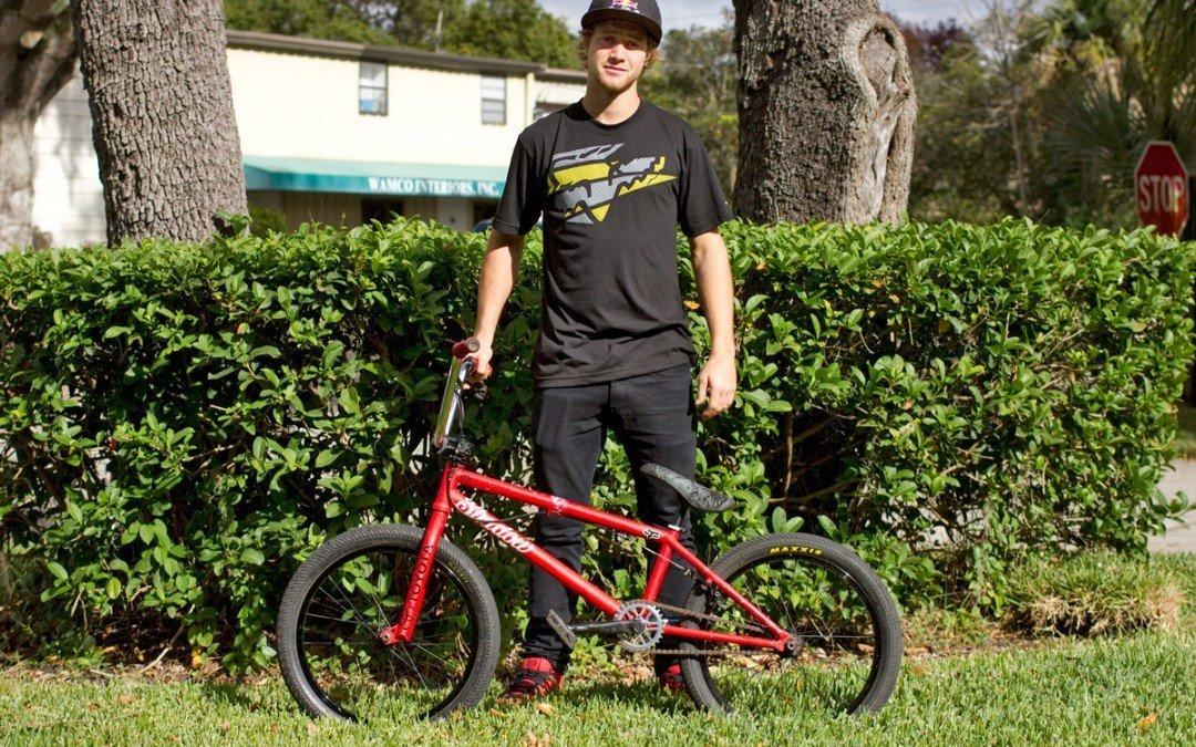 Drew Bezanson Bike Check