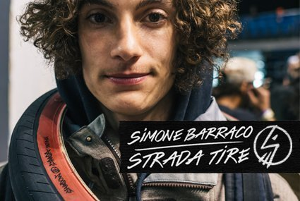 Simone Barraco Strada Tires