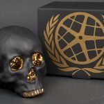 Master Blaster Custom Skull