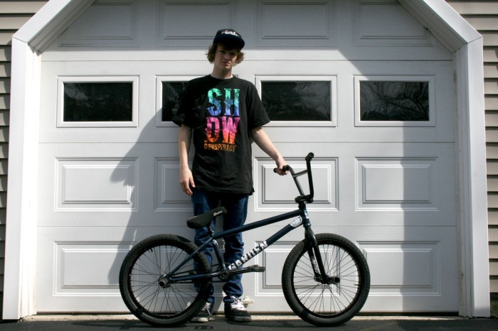 Mark Burnett Bike Check