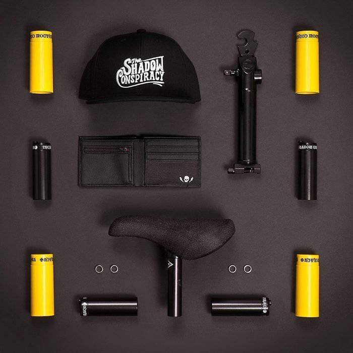 Shadow X Woodward Kit Giveaway