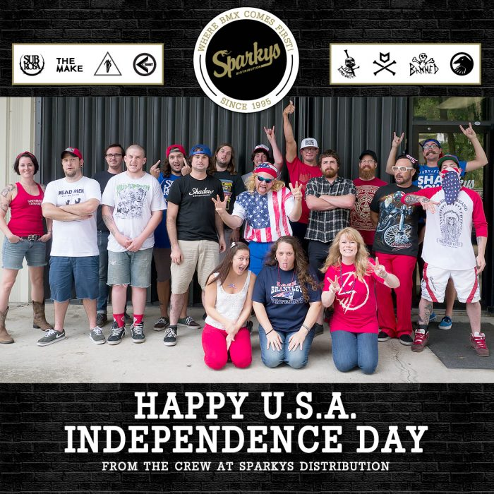 2Happy U.S.A. Independence Day!