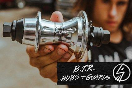 Shadow B.T.R. Cassette Hub & Guards