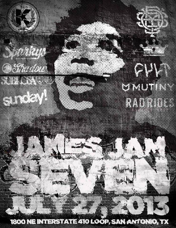 James Jam 7