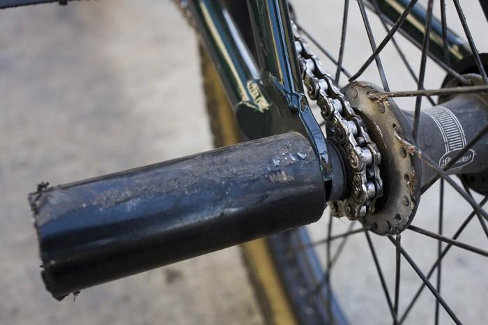 Scott Ditchburn Bike Check