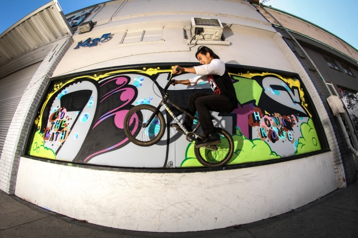 Mariano Santiago Bike Check