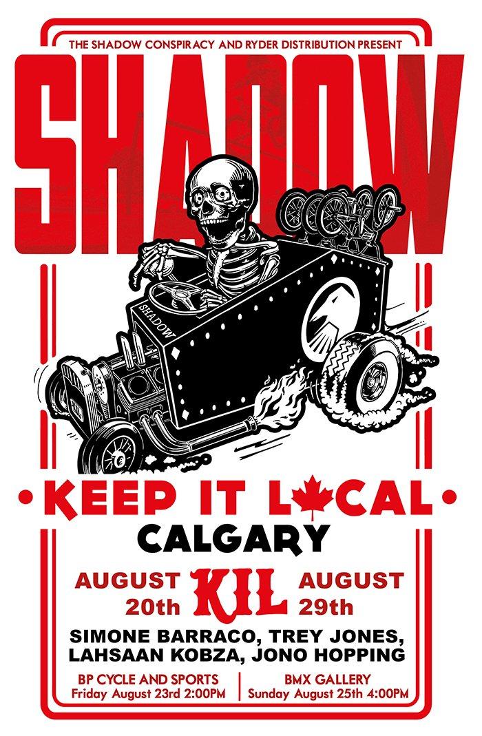 Shadow Keep It Local: Canada