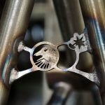 Shadow X The Hundreds - Welded Seat Stay Bridge