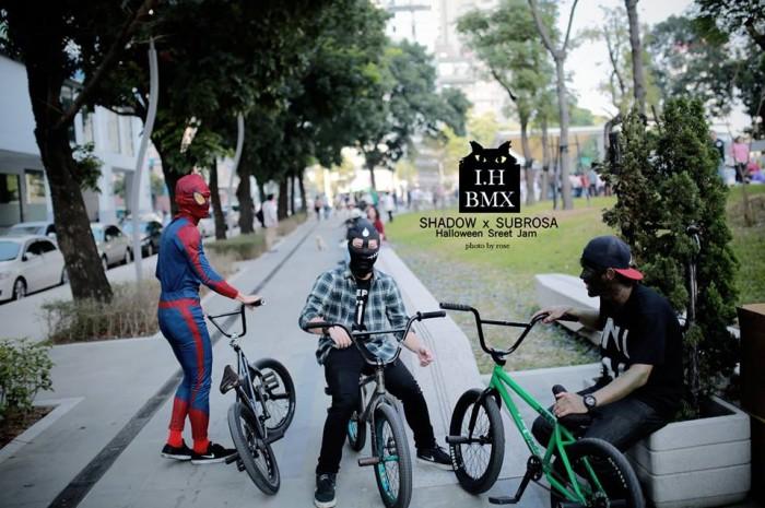 Iron Horse Halloween Jam