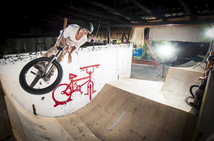 Pablito Arias Bar Spin