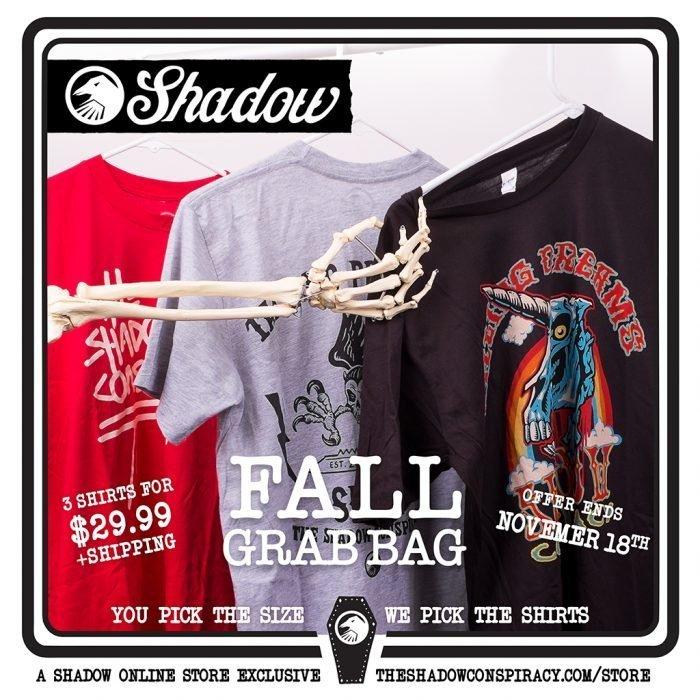 Shadow Fall Grab Bag