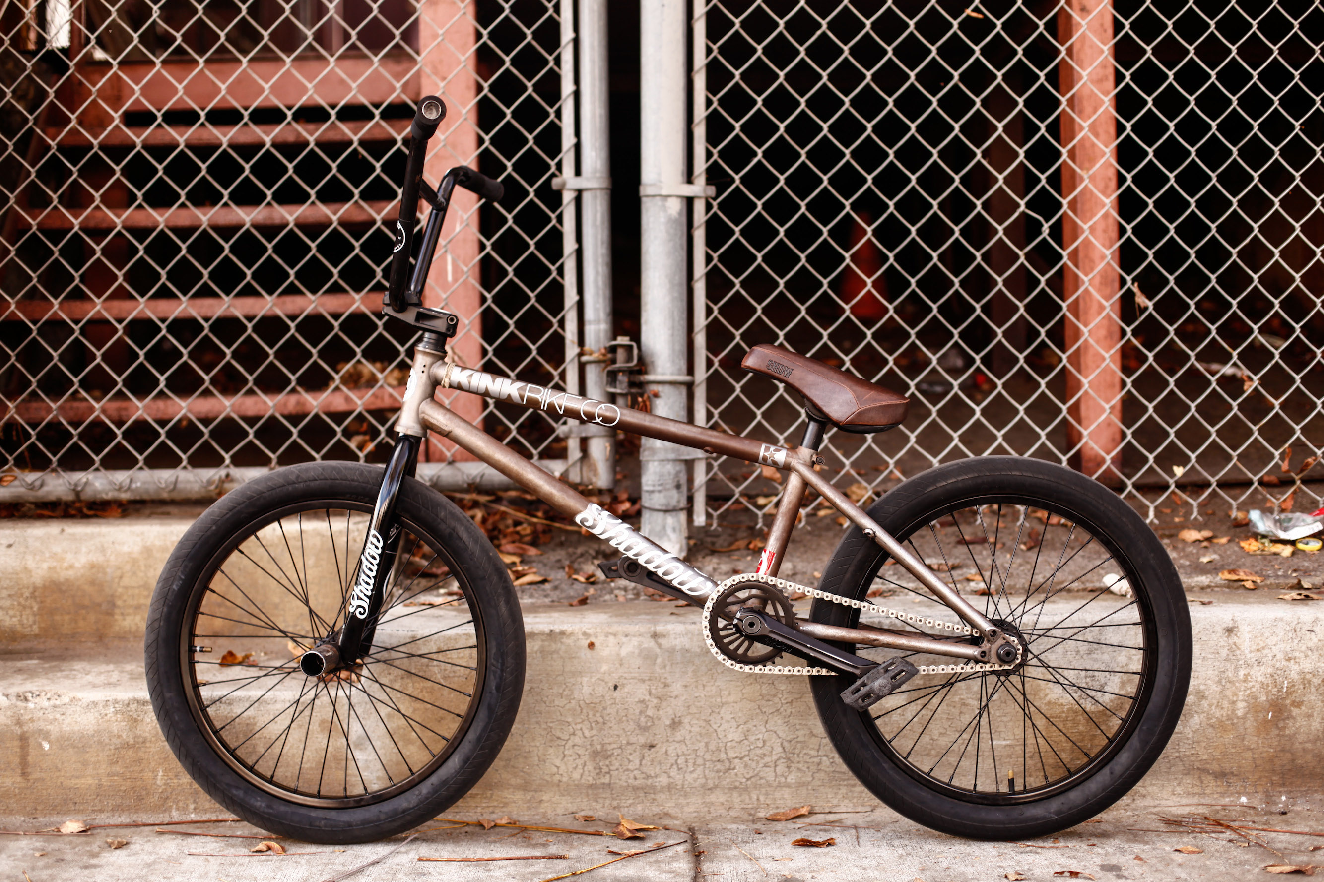 Albert Mercado Bike Check The Shadow Conspiracy