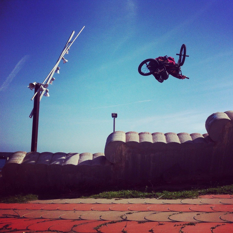 Rider Update: Simone Barraco