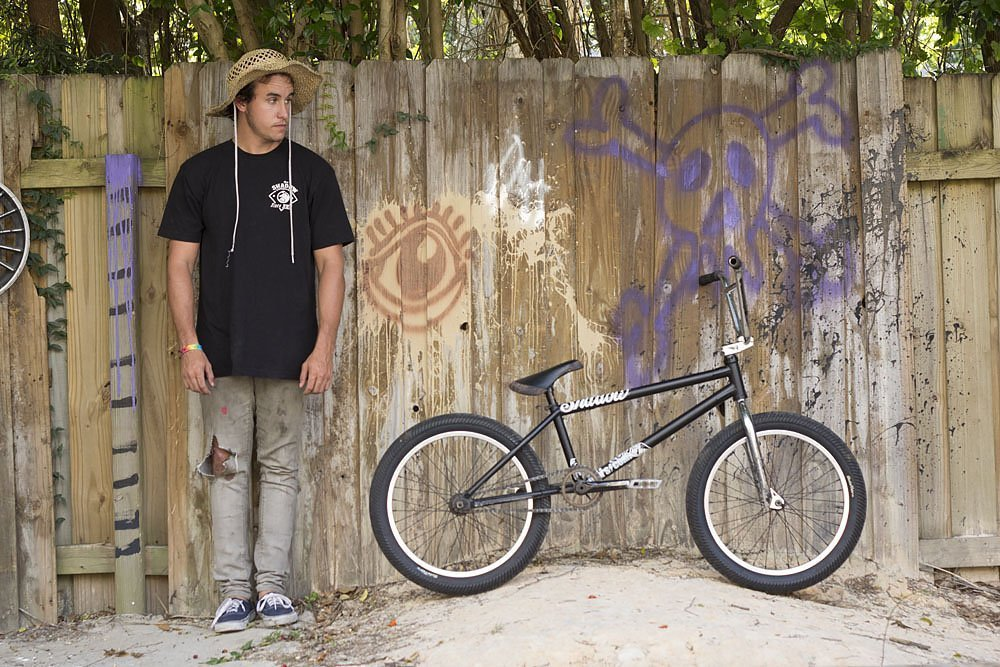 Trey Jones Bike Check