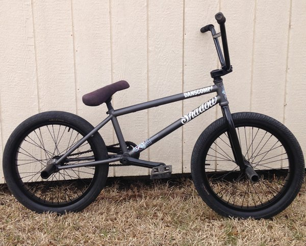 Seth Kimbrough The Union Bike Check