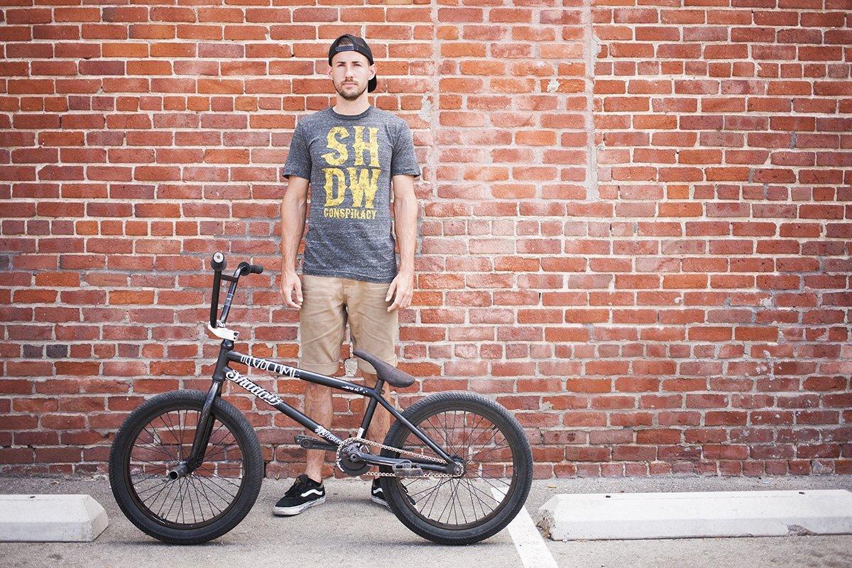 Eric Bahlman Bike Check