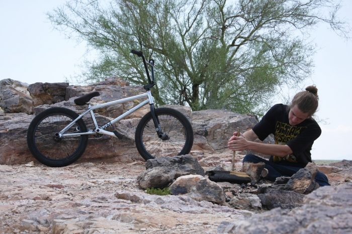 Cody Clark Bike Check