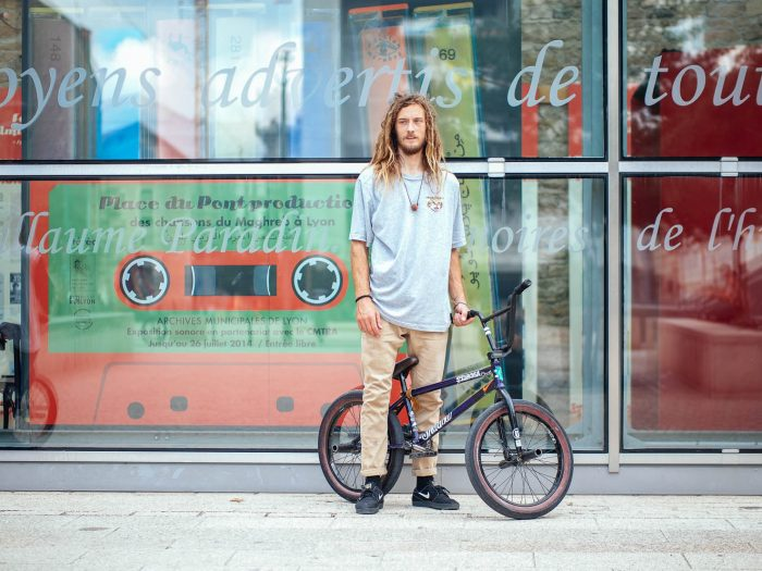 Joris Coulomb Bike Check