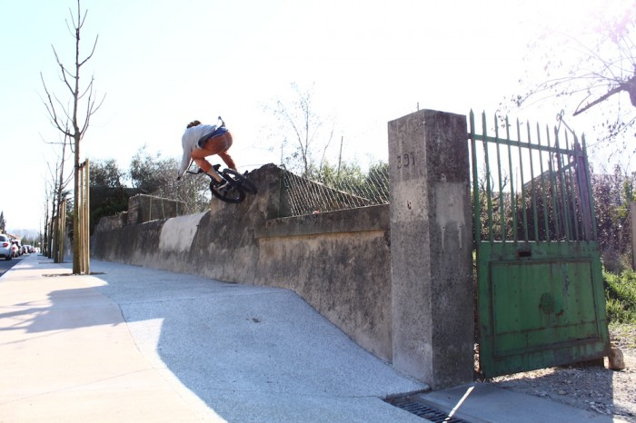 Joris Coulomb - Subrosa Rider Update