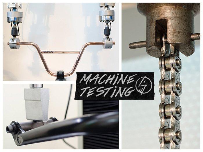 MachineTesting