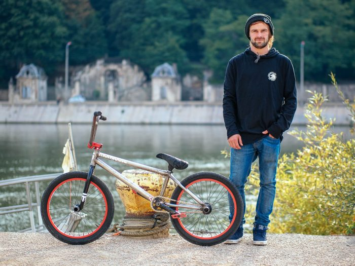 Paul Ryan Bike Check