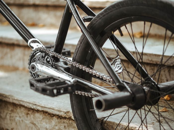 Scott Ditchburn Data BMX Bike Check