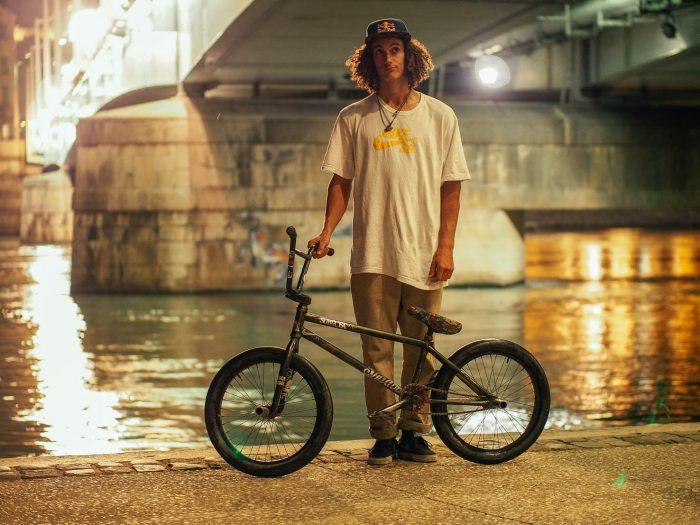 Simone Barraco Bike Check