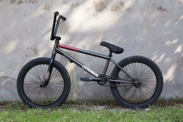 Mark Burnett - Bike Check