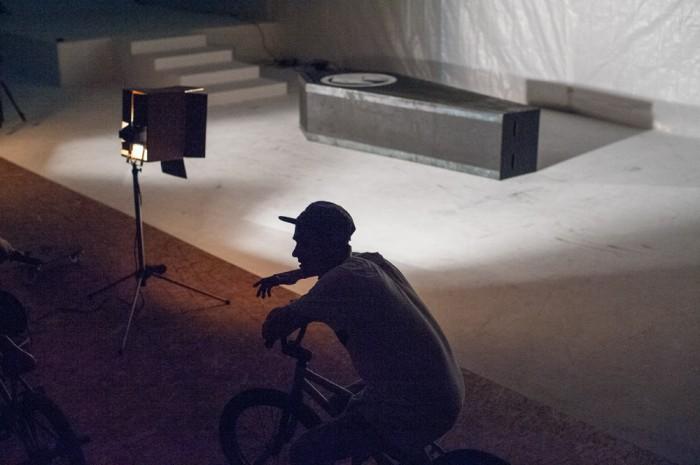 Parano Garage - Behind The Scenes