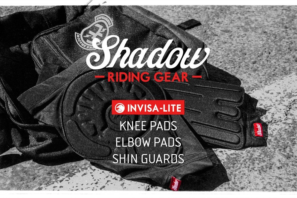 Introducing Shadow Invisa-Lite Pads